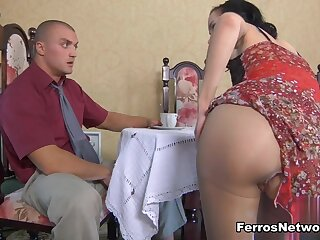 PantyhoseTales Movie: Veronica and Nicholas