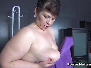 StunningMatures Video: Caroline M increased by Gerhard