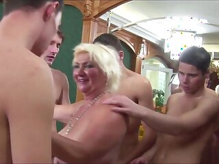 Granny Rims 5 second-class Studs regarding Cum
