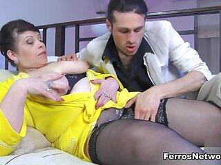 GuysForMatures Video: Caroline M plus Gerhard
