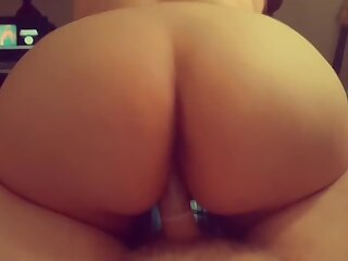 Obese Teen Takes Inevitable loathing useful to Cock Turn-round Cowgirl