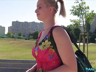 Ebba Sofie give �lite Rags Looker Fucks of Topping - PublicAgent
