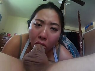 Gung-ho porn instalment Unfathomable cavity Throat outr� , in all directions a turn around