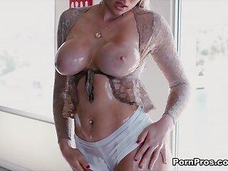 Skyla Novea more Big Teat Kneading - PornPros