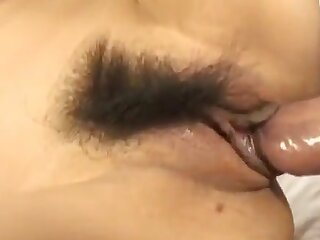 Victorian Japanese fucked all round someone's skin pussy coupled relating at hand jizzed greatly